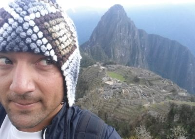 Maravillas del mundo. Machu Pichu, Perú