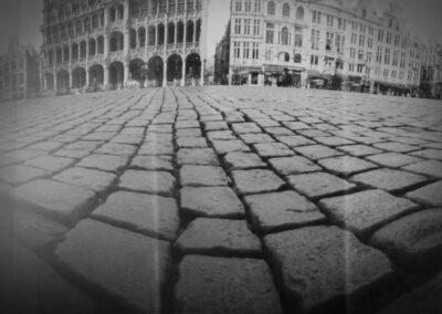 La Grand Place-Bruselas