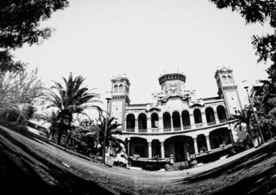 Palacio de Larinaga-Zaragoza