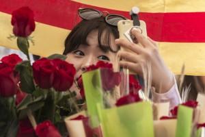 12 Selfie a Sant Jordi - Jordi Aragonés
