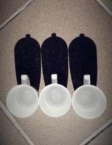 Tres tazas ??? - Mª Angeles Garcia