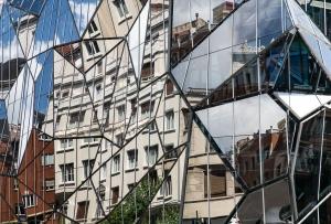 Guanyadora Entre geometrias, Bernardo Badenas
