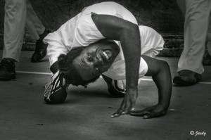 José-Angel Saez-Diez -  Capoeira